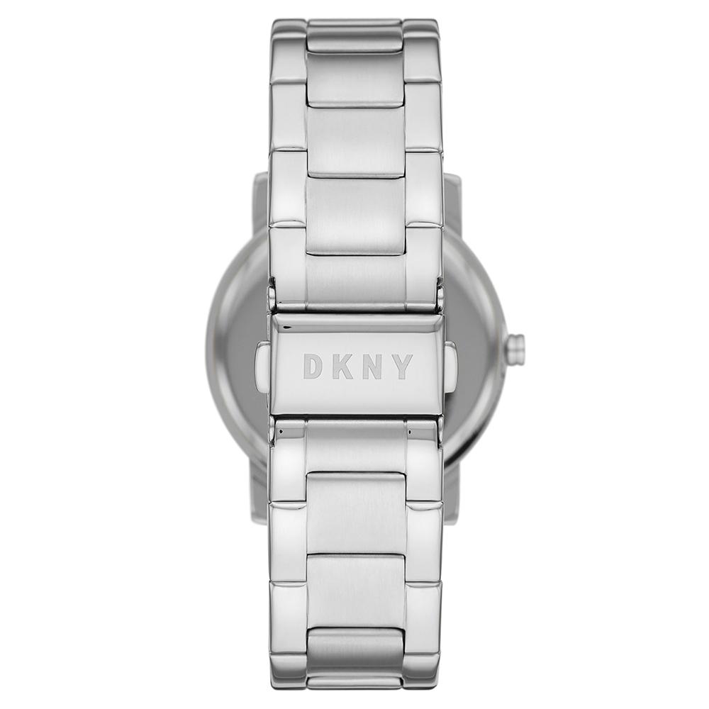 Zegarek damski DKNY bransoleta NY2957 - duże 2