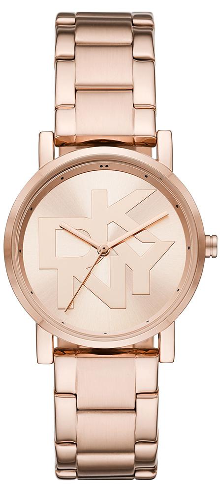 Zegarek damski DKNY bransoleta NY2958 - duże 1