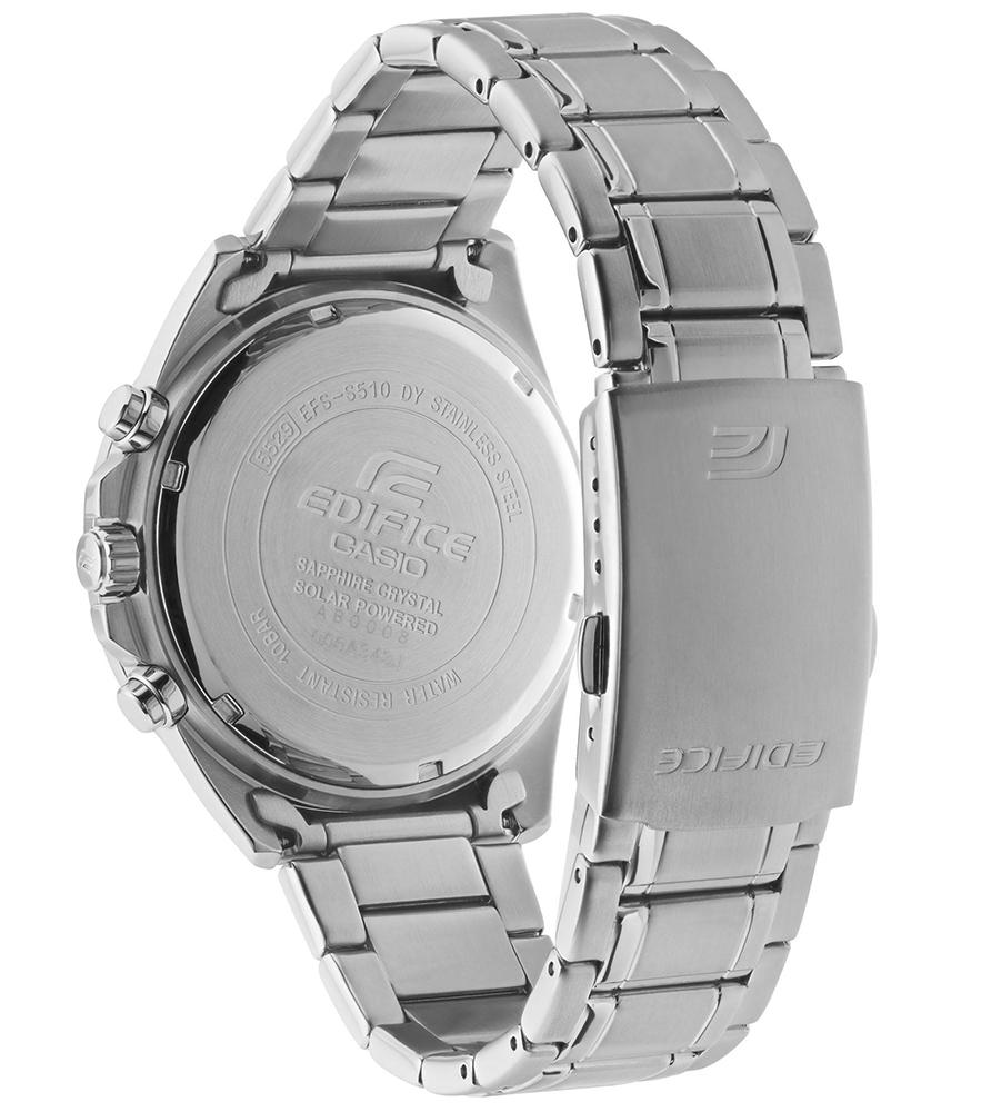 Zegarek męski Casio edifice premium EFS-S510D-7BVUEF - duże 2