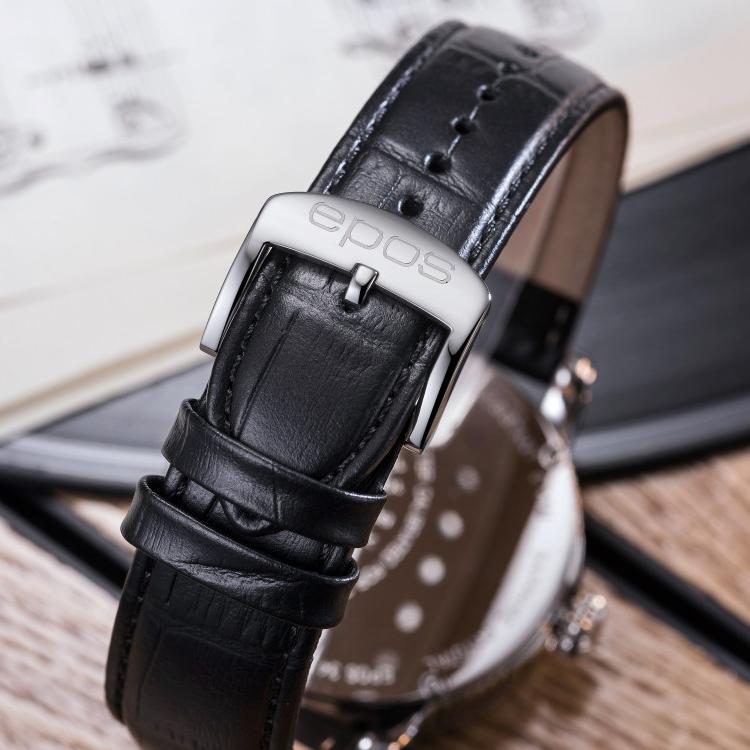 Zegarek męski Epos oeuvre d'art 3435.313.20.26.25 - duże 12