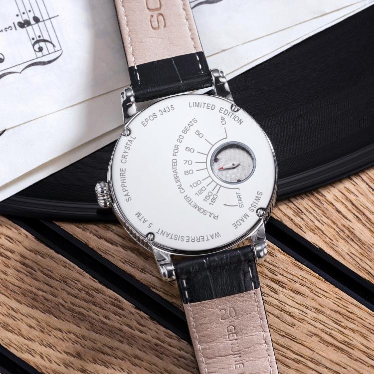 Zegarek męski Epos oeuvre d'art 3435.313.20.26.25 - duże 11
