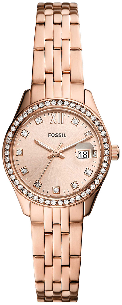 Zegarek damski Fossil scarlette ES5038 - duże 1