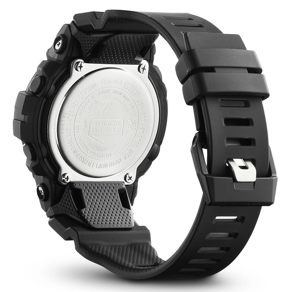 Zegarek męski Casio g-shock g-squad GBA-800-1AER - duże 3
