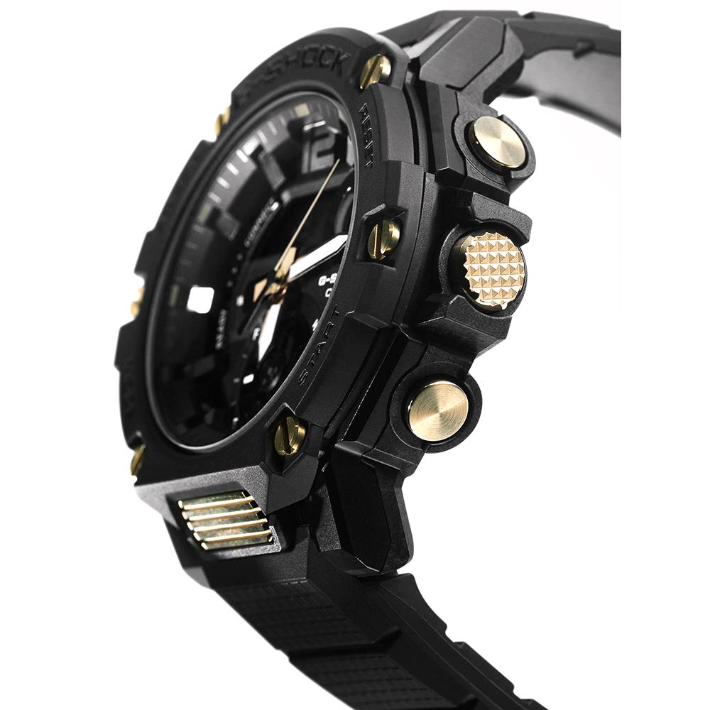 Zegarek męski Casio g-shock g-steel GST-B300B-1AER - duże 1