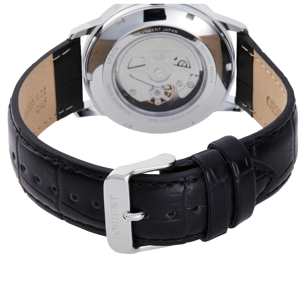 Zegarek męski Orient contemporary RA-AC0F05B10B - duże 2