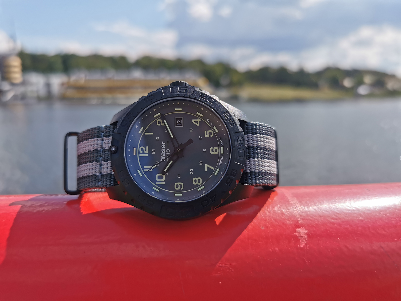 Zegarek męski Traser p96 outdoor pioneer evolution TS-109037 - duże 6