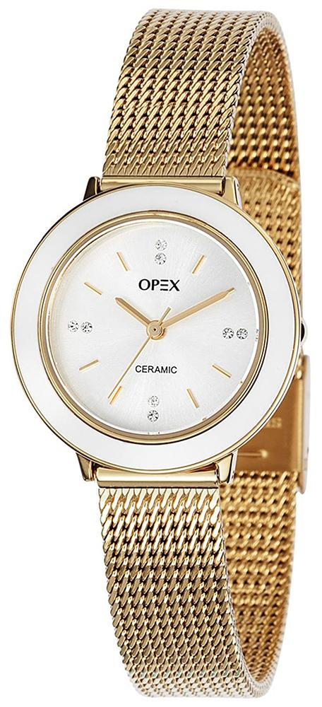 Zegarek damski Opex luxia X3923CA1 - duże 1