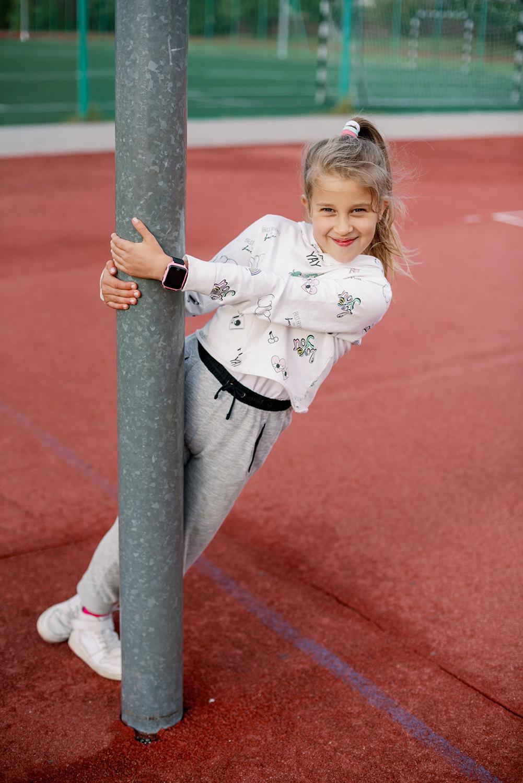 Zegarek dla dziewczynki Garett dla dzieci 5903246286854 - duże 6