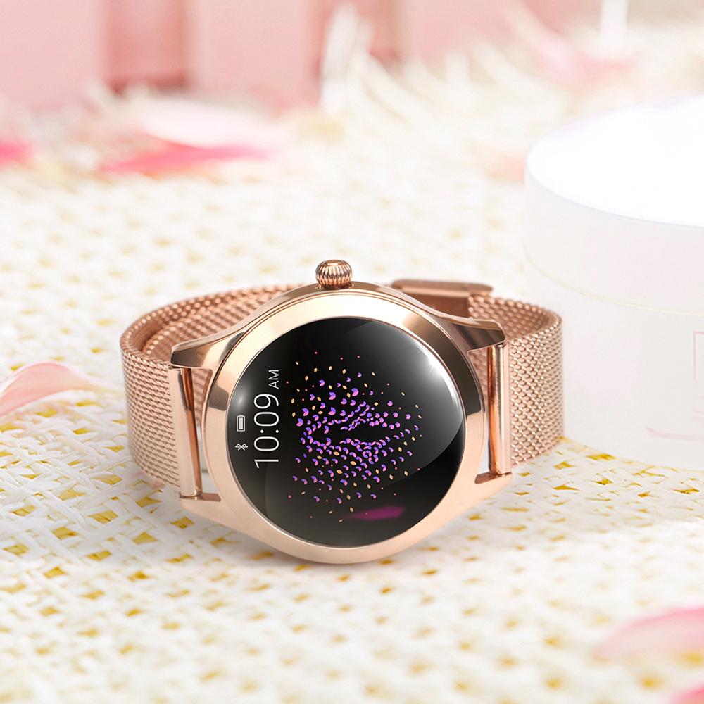Zegarek damski Rubicon smartwatch RNBE37RIBX05AX - duże 6