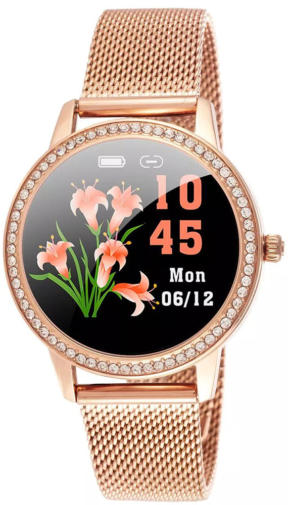 Zegarek damski Rubicon smartwatch SMARUB052 - duże 1