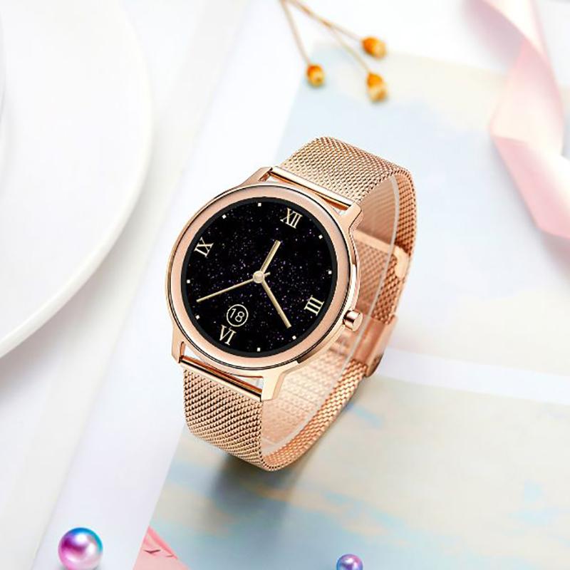 Zegarek damski Rubicon smartwatch SMARUB055 - duże 8