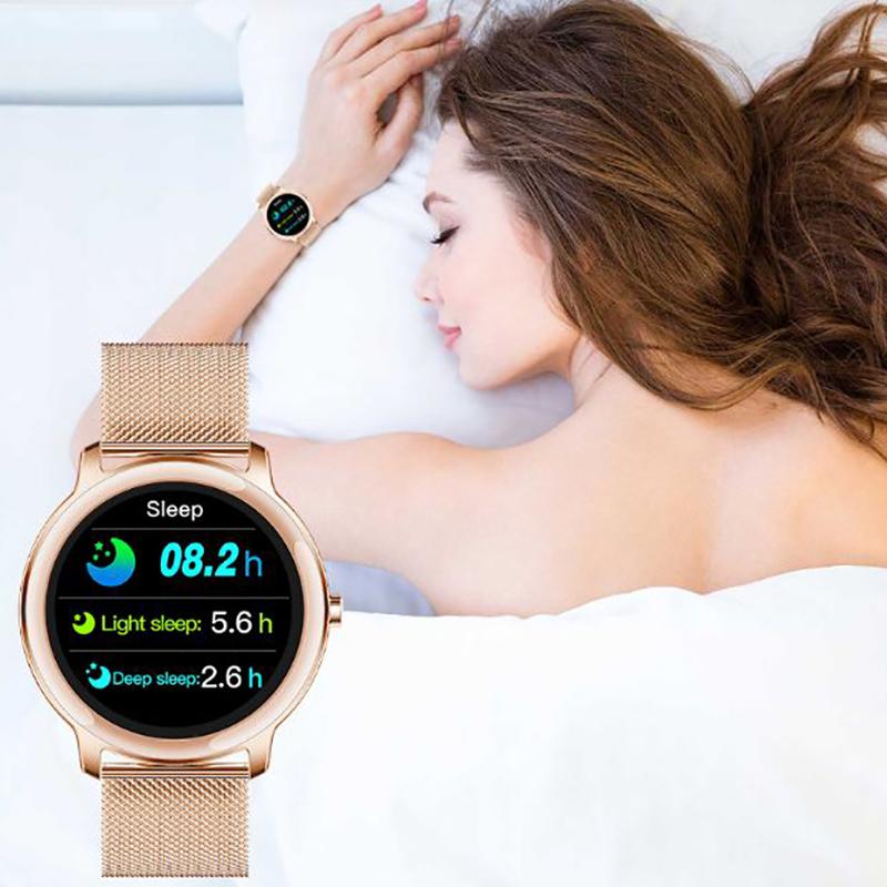 Zegarek damski Rubicon smartwatch SMARUB055 - duże 11