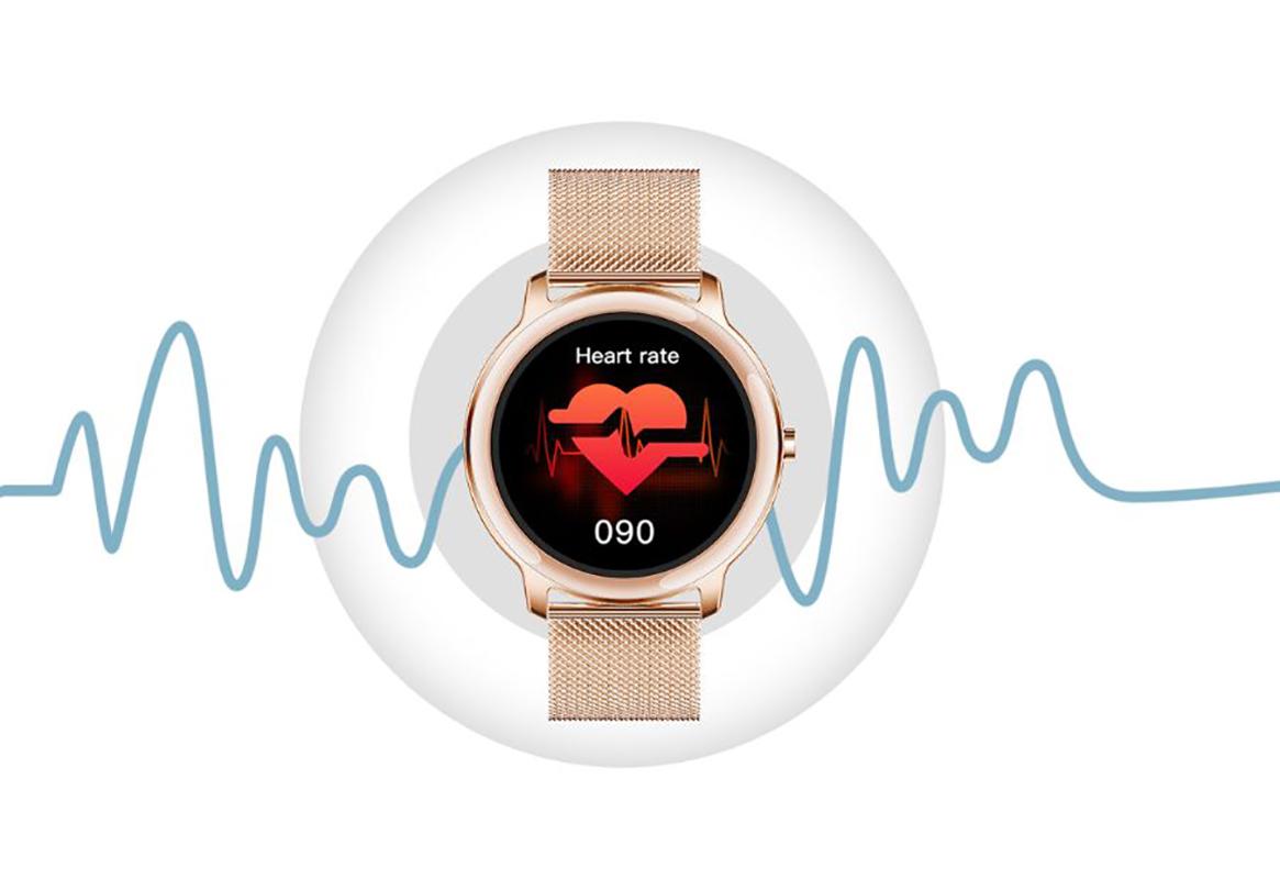 Zegarek damski Rubicon smartwatch SMARUB055 - duże 13