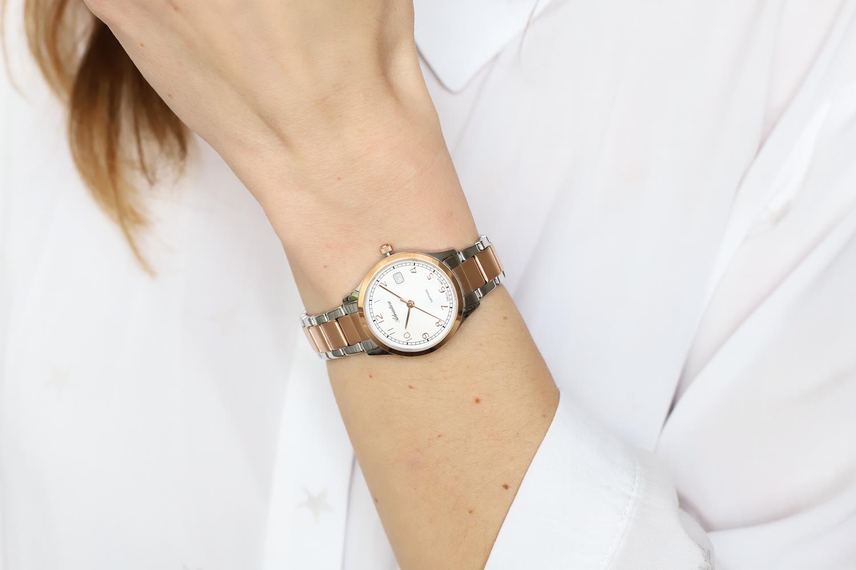 Zegarek damski Adriatica bransoleta A3192.R123Q - duże 3