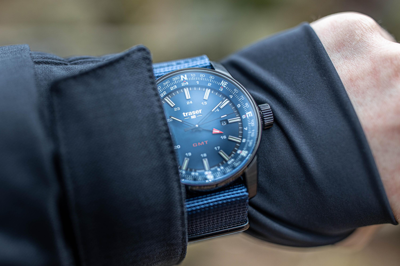 Zegarek męski Traser p68 pathfinder TS-109034 - duże 11