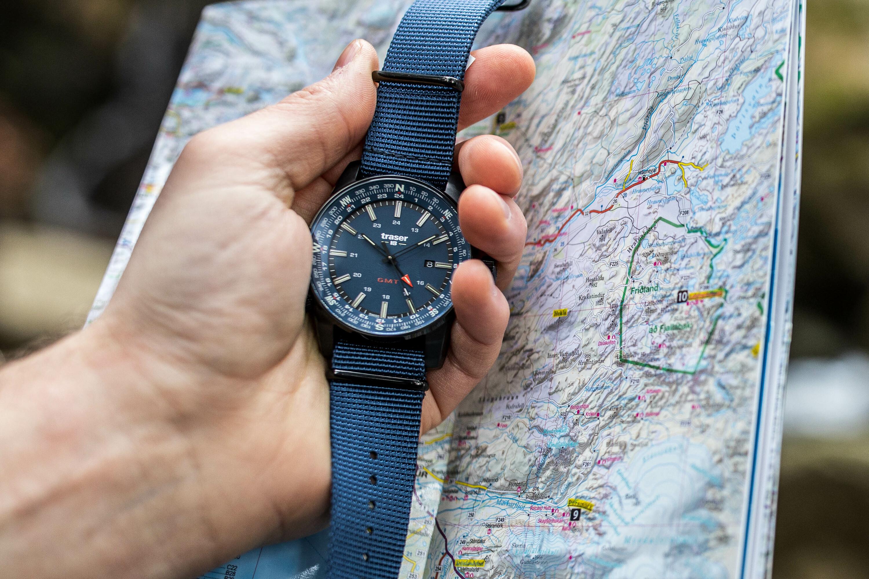 Zegarek męski Traser p68 pathfinder TS-109034 - duże 8