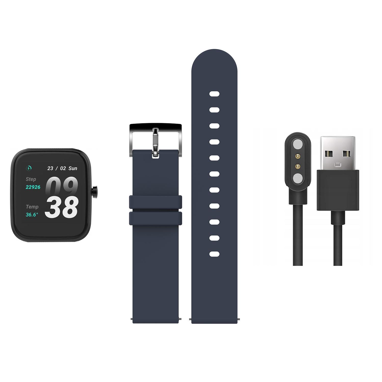 Zegarek unisex Vector Smart smartwatch VCTR-31-01BK-S1NB - duże 1