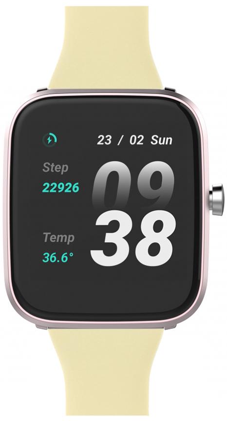 Zegarek damski Vector Smart smartwatch VCTR-31-01PK-03BY - duże 1