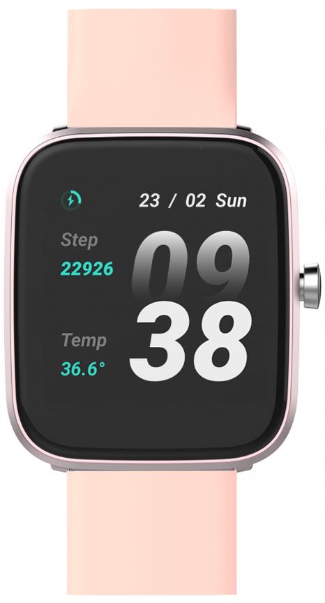 Zegarek damski Vector Smart smartwatch VCTR-31-01PK-S3BP - duże 1