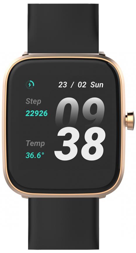 Zegarek unisex Vector Smart smartwatch VCTR-31-01RG-S3BK - duże 1