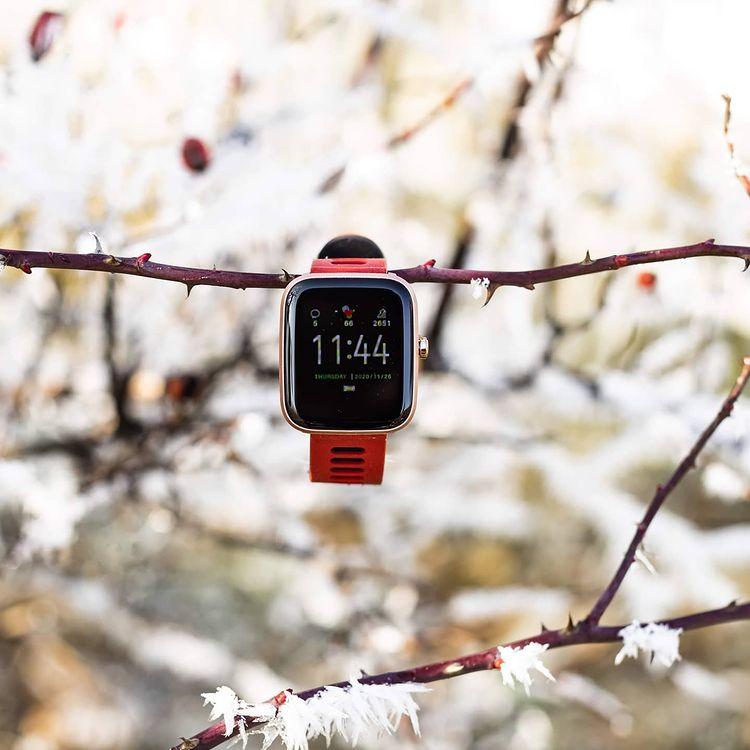 Zegarek unisex Vector Smart smartwatch VCTR-31-01RG-S4RD - duże 4