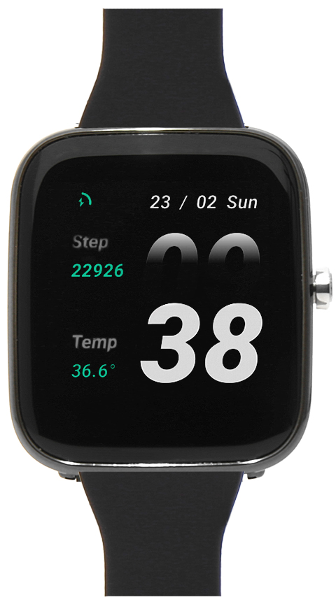Zegarek damski Vector Smart smartwatch VCTR-33-03BK-03BK - duże 1