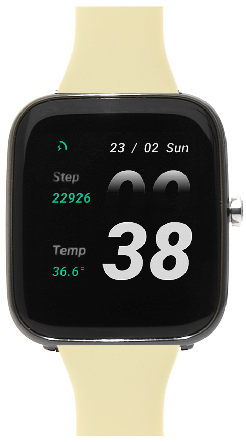 Zegarek damski Vector Smart smartwatch VCTR-33-03BK-03BY - duże 1