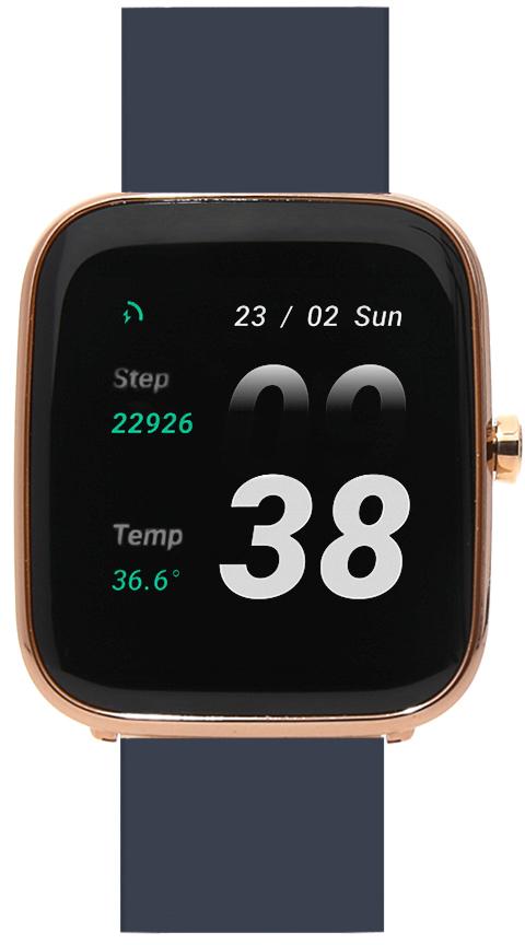 Zegarek unisex Vector Smart smartwatch VCTR-33-03RG-S1NB - duże 1