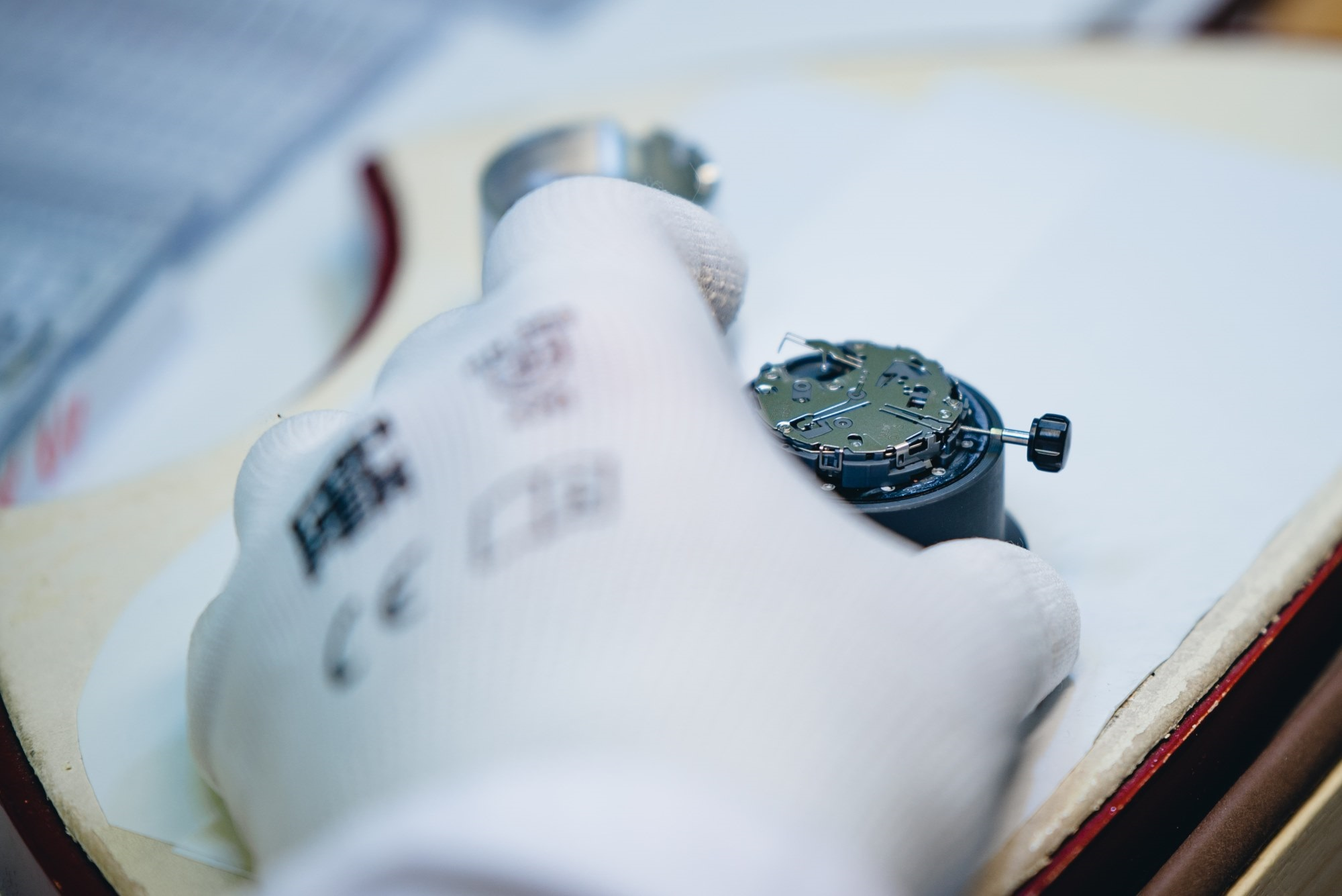 Zegarek męski Vostok Europe ssn 571 VK64-571J431 - duże 7