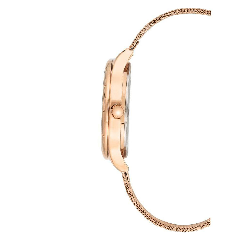 Zegarek damski Anne Klein bransoleta AK-3776MTRG - duże 1