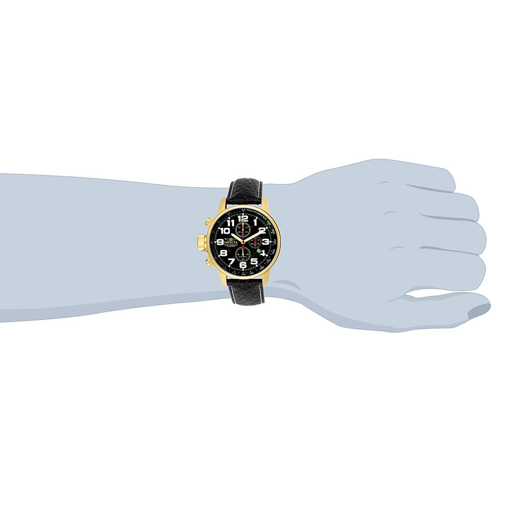 Zegarek męski Invicta force 3330 - duże 4