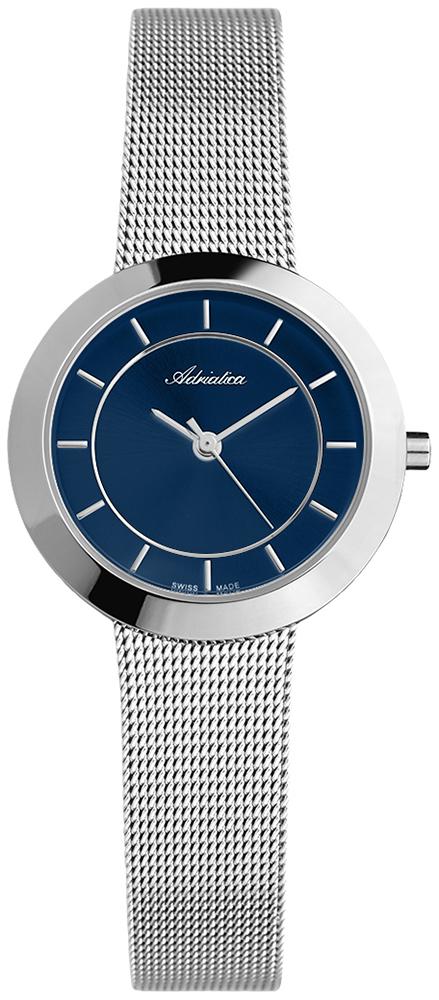 Zegarek damski Adriatica bransoleta A3645.5115Q - duże 1