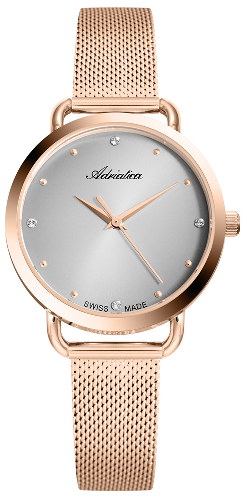 Zegarek damski Adriatica damskie A3730.9147Q - duże 1