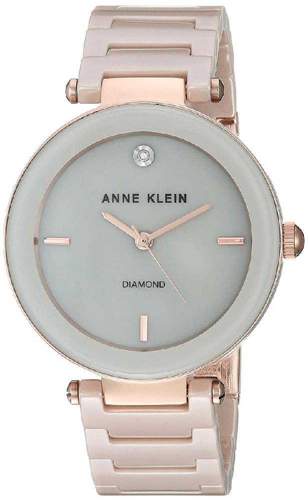 Zegarek damski Anne Klein bransoleta AK-1018RGTN - duże 1