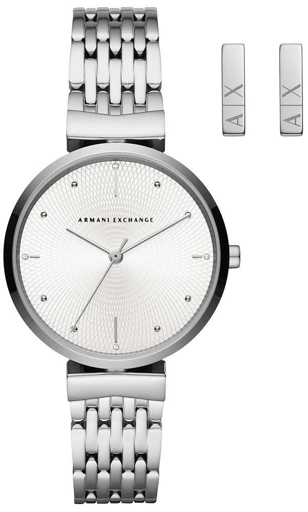 Zegarek damski Armani Exchange fashion AX7117 - duże 1