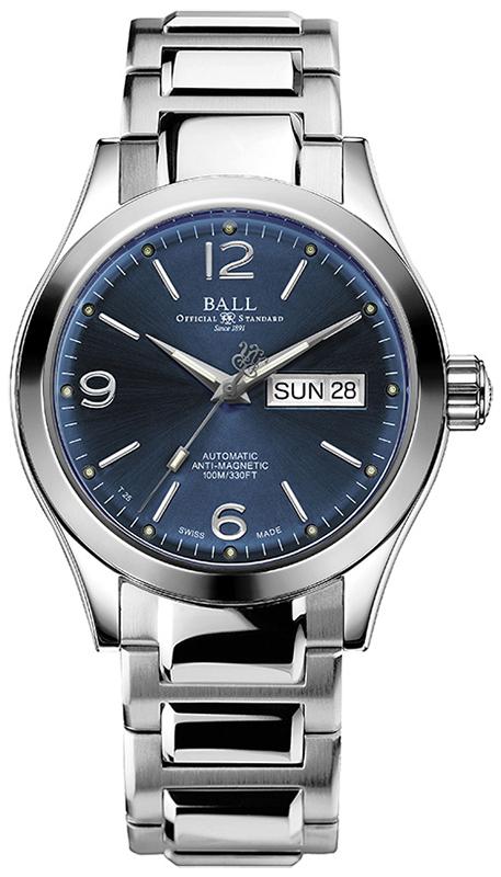 Zegarek męski Ball engineer iii NM9126C-S14J-BE - duże 1