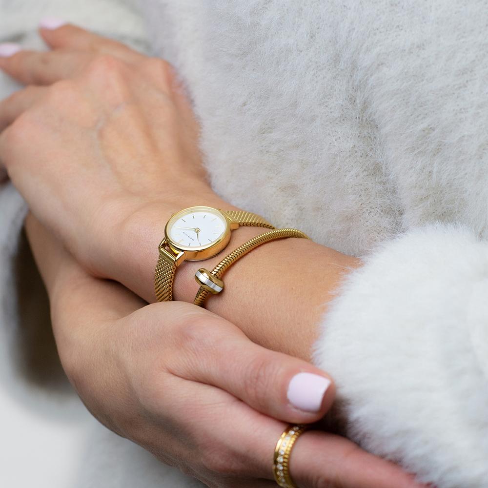 Zegarek damski Bering classic 11022-334-SET - duże 6