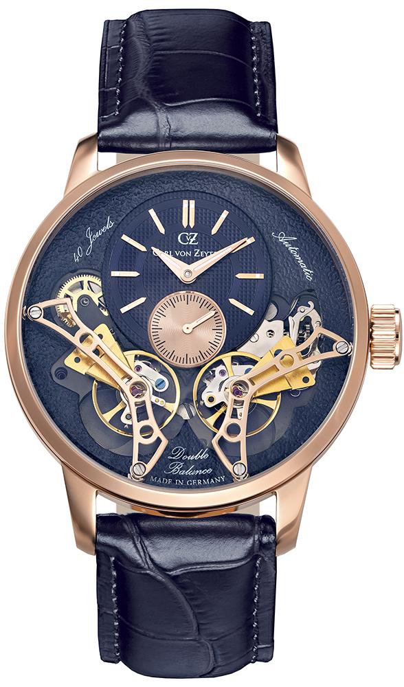 Zegarek męski Carl von Zeyten oberkirch CVZ0064RBL - duże 1