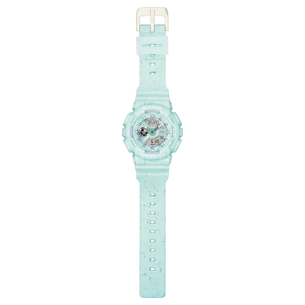 Zegarek damski Casio baby-g BA-110PI-2AER - duże 1