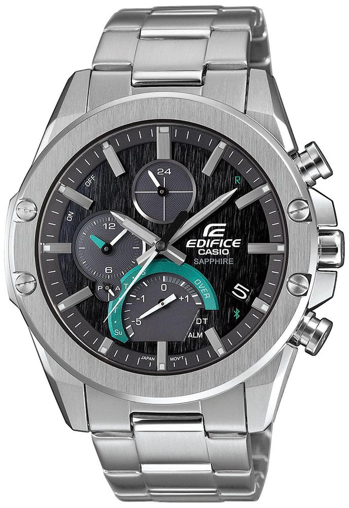 Zegarek męski Casio edifice premium EQB-1000D-1AER - duże 1