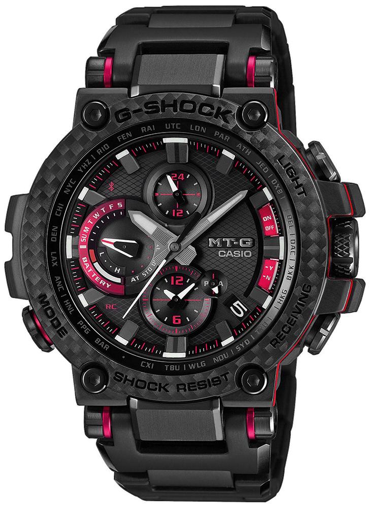 Zegarek męski Casio g-shock MTG-B1000XBD-1AER - duże 1