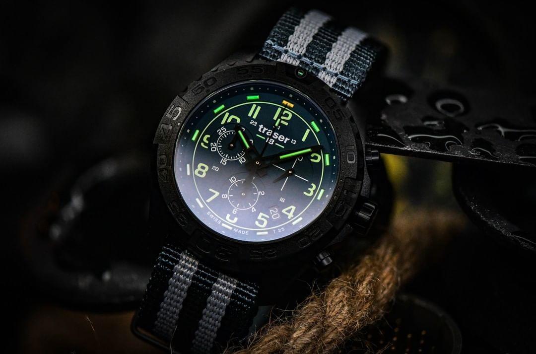 Zegarek męski Traser p96 outdoor pioneer evolution TS-109037 - duże 5