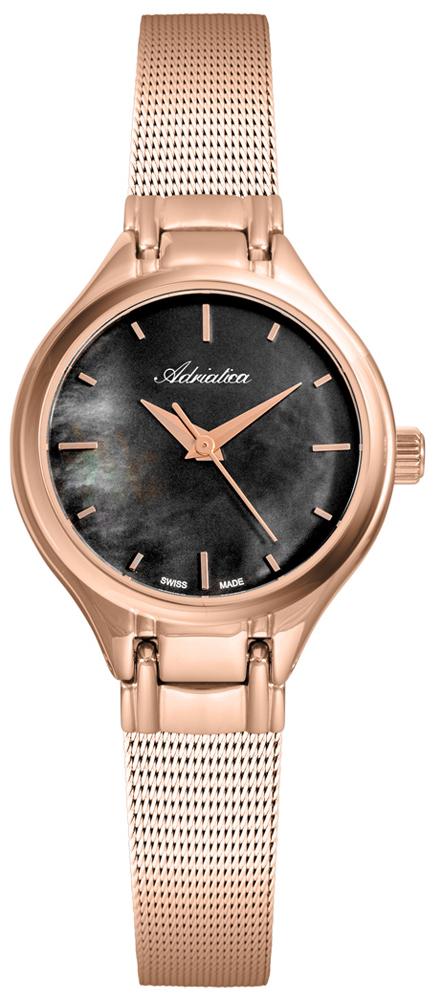 Zegarek damski Adriatica bransoleta A3516.911MQ - duże 1