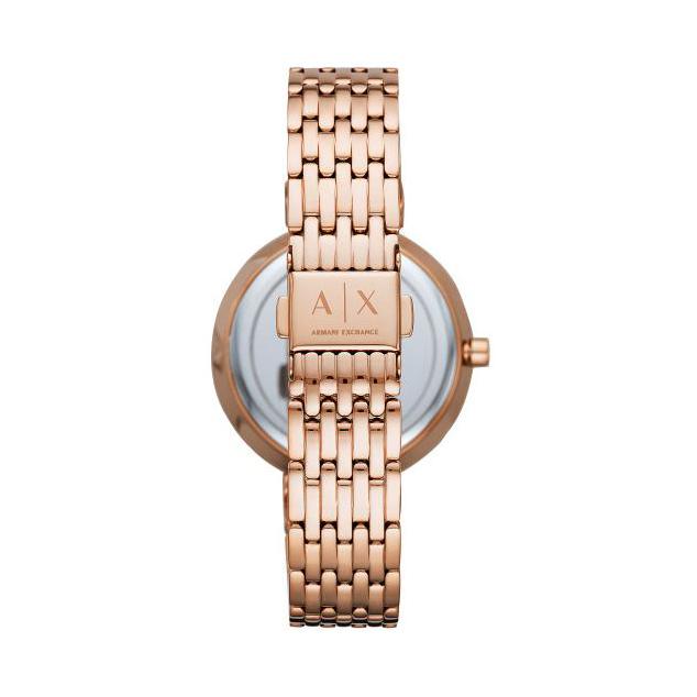 Zegarek damski Armani Exchange fashion AX5901 - duże 2