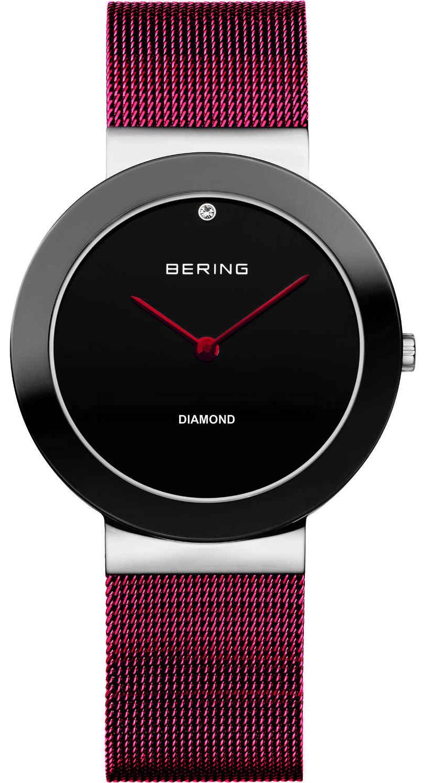 Zegarek damski Bering ceramic 11435-CHARITY - duże 1