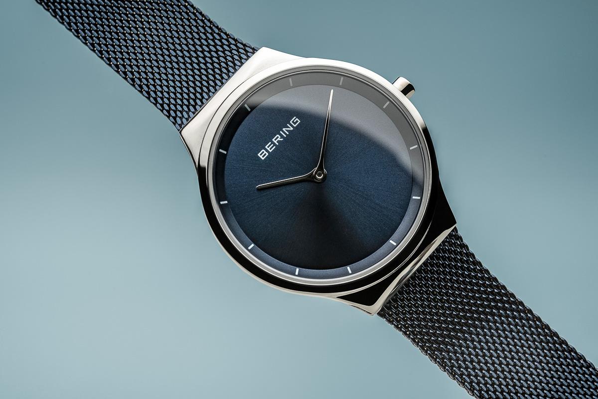 Zegarek damski Bering classic 12131-307 - duże 1