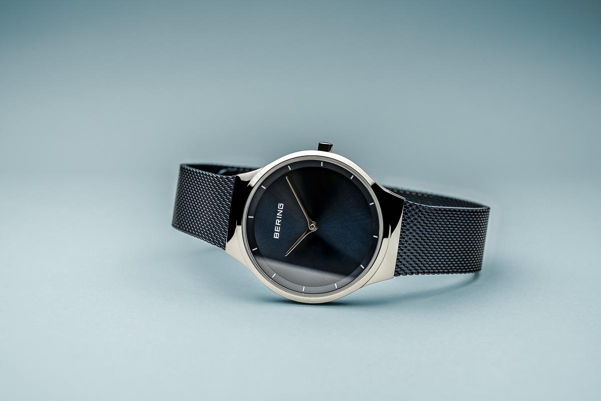 Zegarek damski Bering classic 12131-307 - duże 2