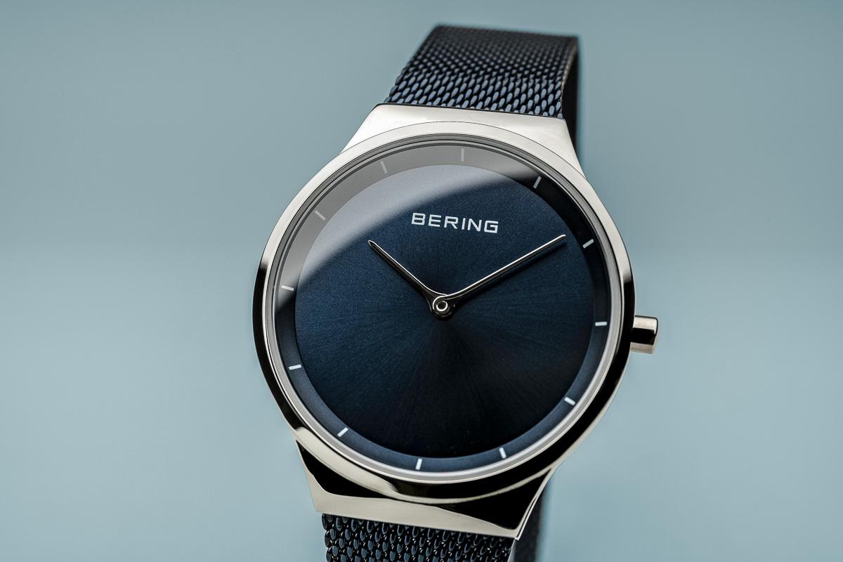 Zegarek damski Bering classic 12131-307 - duże 3