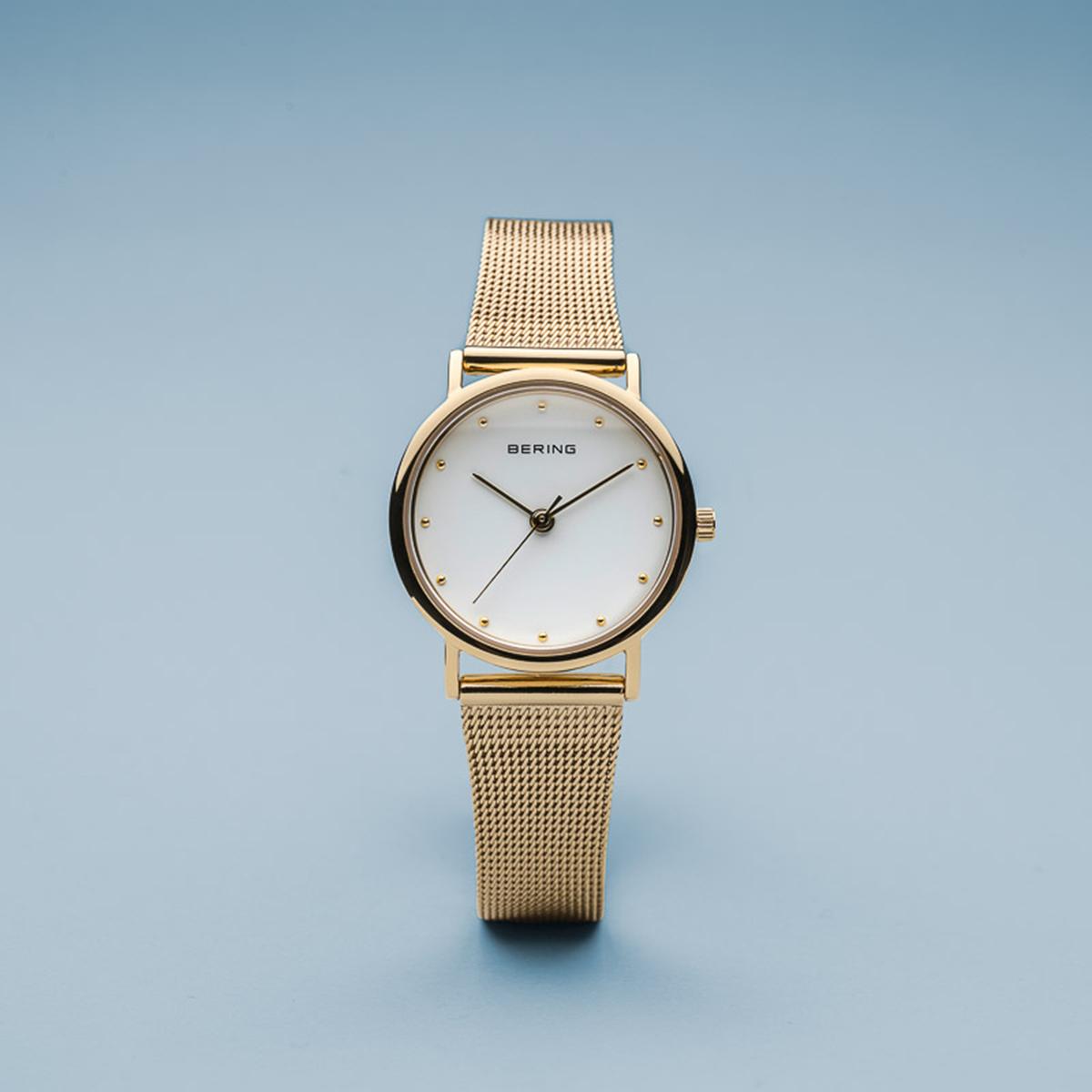 Zegarek damski Bering classic 13426-334 - duże 3