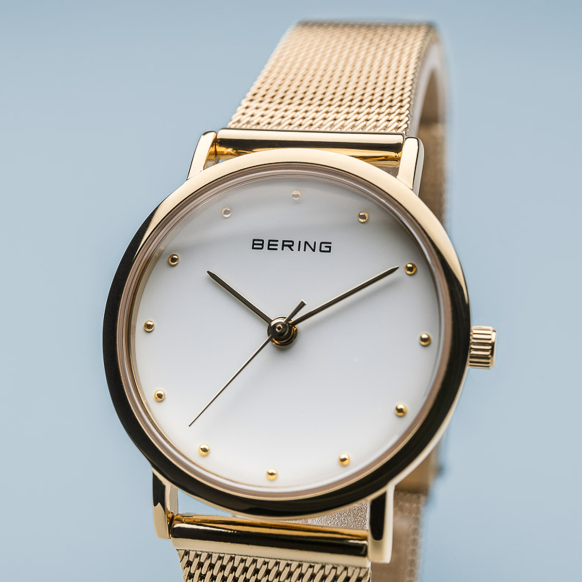Zegarek damski Bering classic 13426-334 - duże 1